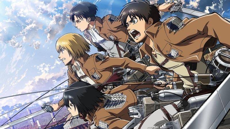 "25 Rekomendasi Anime Kategori""Survival"" Terbaik"