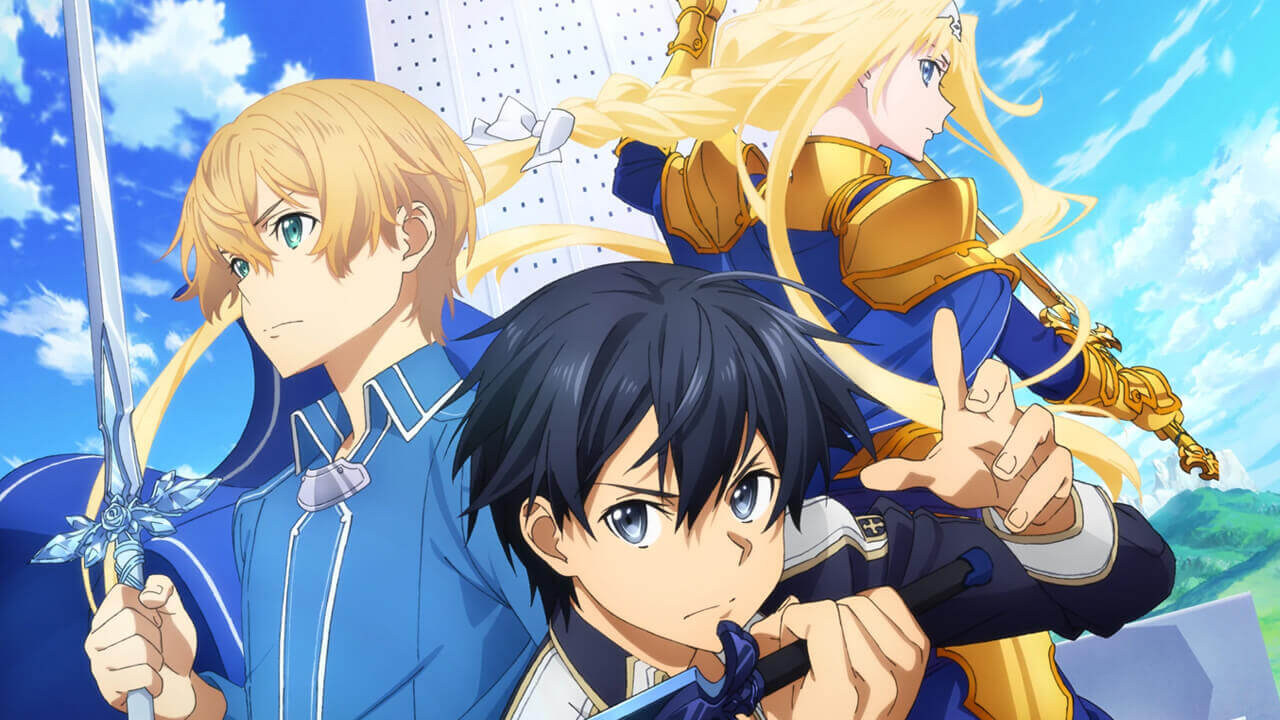 Recommend Anime Bertema Game Terbaik