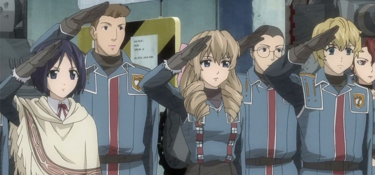 Recommended: 30 Anime Military & Wars Terbaik